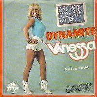 Cover Vanessa [NL] - Dynamite
